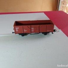 Comboios Escala: VAGÓN BORDE ALTO ESCALA HO DE MARKLIN. Lote 273455788