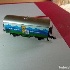 Trenes Escala: VAGÓN CERRADO ESCALA HO DE MARKLIN. Lote 273455863