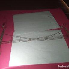 Trenes Escala: POSTE DE CATENARIA ESTACION ESCALA HO DE MARKLIN. Lote 274867103