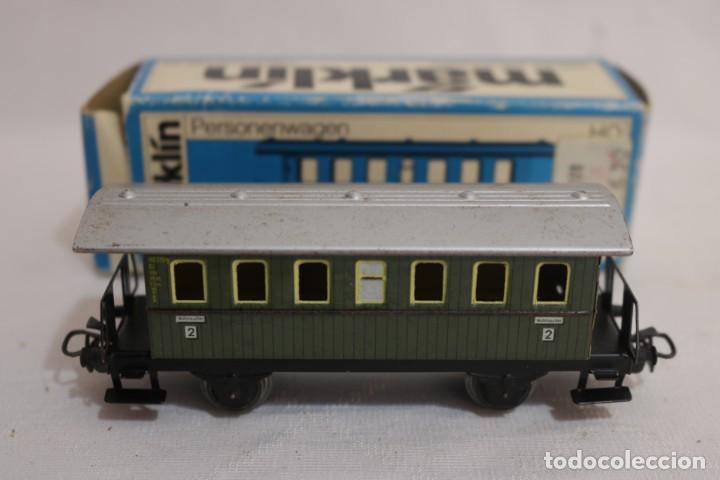 Trenes Escala: MARKLIN VAGÓN EN CAJA REF. 4040 .FUNCIONA - Foto 2 - 274924958