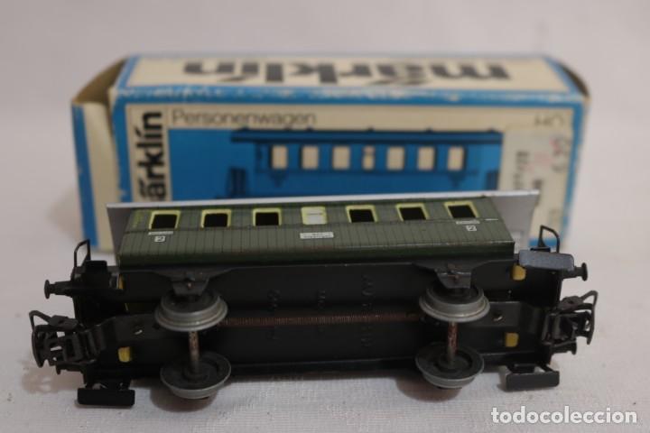 Trenes Escala: MARKLIN VAGÓN EN CAJA REF. 4040 .FUNCIONA - Foto 4 - 274924958