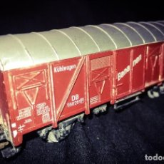 Trenes Escala: MARKLIN, VAGON FRIGORÍFICO CERRADO DE LA DB, ESCALA H0.. Lote 275167348