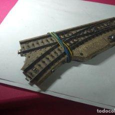Trains Échelle: DESVIO ELECTRICO IZQUIERDO ESCALA HO DE MARKLIN. Lote 275559728