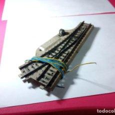 Trains Échelle: DESVIO ELECTRICO DERECHO ESCALA HO DE MARKLIN. Lote 275570993