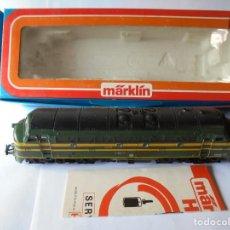 Treni in Scala: MAGNIFICO TREN MARKLIN ESCALA H0 REF 3066. Lote 276287783