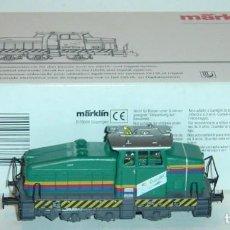 """Trenes Escala: MARKLIN HO, LOCOMOTORA DIESEL DHG 700 """"CLARIANT"""" REF.33785 ¡DIGITAL DELTA!. Lote 276998248"""