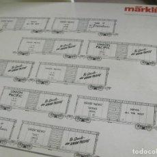 Trenes Escala: MARKLIN 45646. Lote 277026578