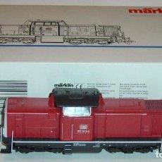 Trenes Escala: MARKLIN HO, LOCOMOTORA DIESEL EXCELENTE REF. 3347, MOTOR NUEVO 5 POLOS, DIGITAL. Lote 277062253