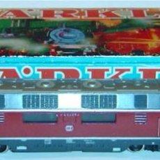 Trenes Escala: MARKLIN HO, LOCOMOTORA DIGITAL MUY ANTIGUA V200060 REF.3021, ¡DECODER A ELEGIR!. Lote 277063188