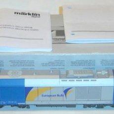 Trenes Escala: MARKLIN HO, LOCOMOTORA EXCELENTE REIHE 2016 REF. 36849 ¡DIGITAL MFX CON SONIDO!. Lote 277064413