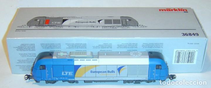 Trenes Escala: MARKLIN HO, LOCOMOTORA EXCELENTE REIHE 2016 REF. 36849 ¡DIGITAL MFX CON SONIDO! - Foto 2 - 277064413