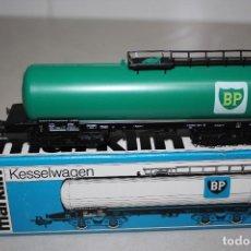 Trenes Escala: ANTIGUO A ESTRENAR VAGÓN BP DE MARKLIN.. Lote 277212918