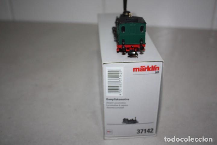 Trenes Escala: Antigua a estrenar locomotora a vapor Marklin Digital. - Foto 2 - 277213788