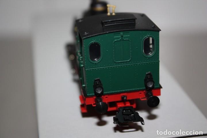 Trenes Escala: Antigua a estrenar locomotora a vapor Marklin Digital. - Foto 3 - 277213788