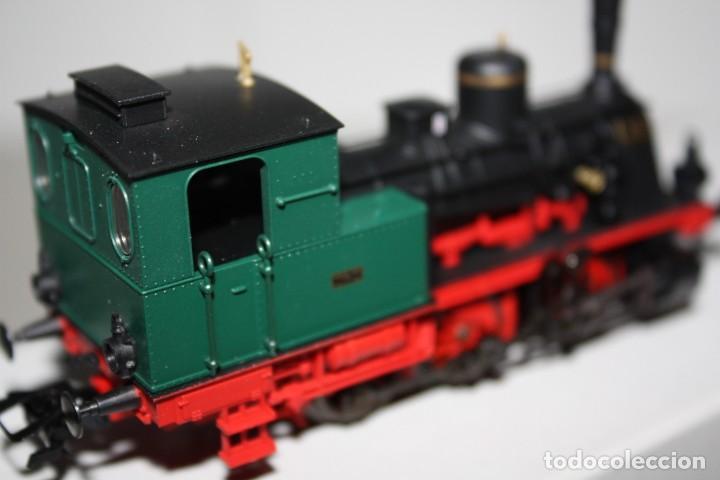 Trenes Escala: Antigua a estrenar locomotora a vapor Marklin Digital. - Foto 4 - 277213788