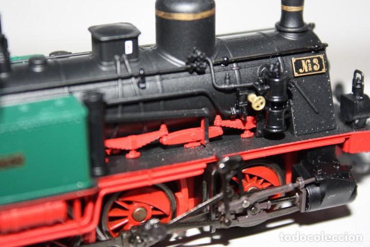 Trenes Escala: Antigua a estrenar locomotora a vapor Marklin Digital. - Foto 5 - 277213788