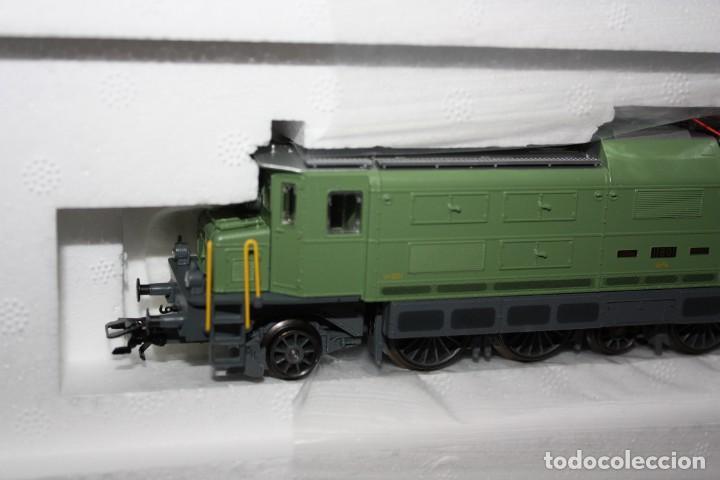 Trenes Escala: Antigua a estrenar locomotoras Marklin. - Foto 2 - 277214133