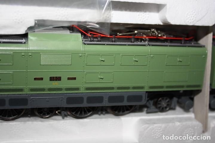 Trenes Escala: Antigua a estrenar locomotoras Marklin. - Foto 3 - 277214133