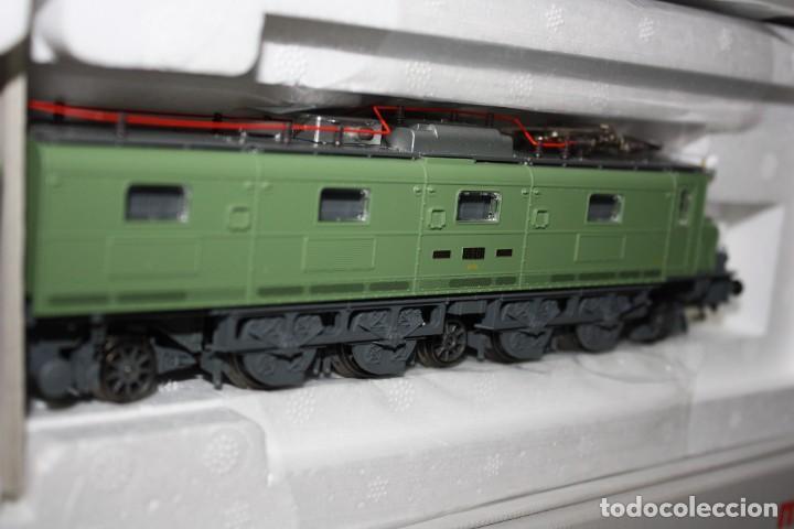 Trenes Escala: Antigua a estrenar locomotoras Marklin. - Foto 5 - 277214133