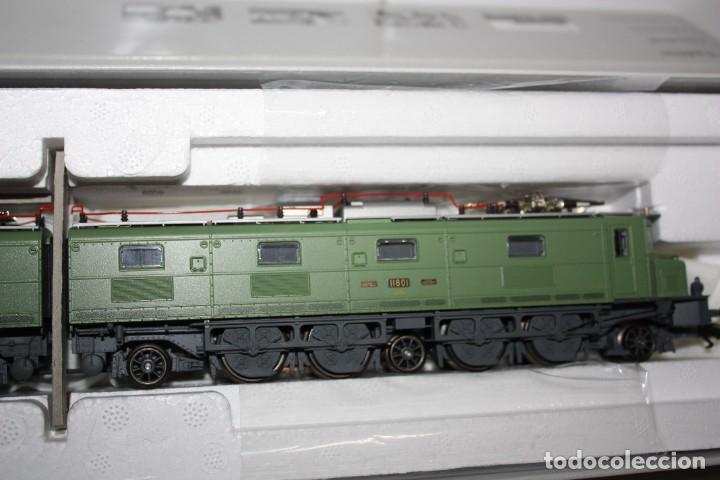 Trenes Escala: Antigua a estrenar locomotoras Marklin. - Foto 7 - 277214133