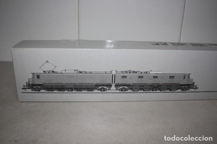 Trenes Escala: Antigua a estrenar locomotoras Marklin. - Foto 8 - 277214133