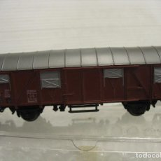 Trenes Escala: VAGON MAKIN CORRIENTE CONTINUA COMPATIBLE CON TODOS. Lote 277466598