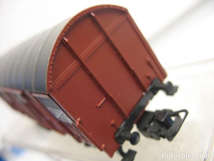 Trenes Escala: vagon makin corriente continua compatible con todos - Foto 2 - 277466598