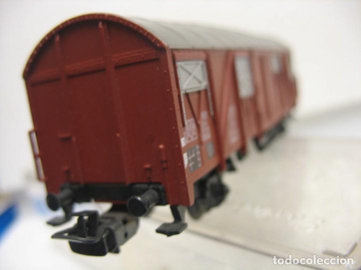 Trenes Escala: vagon makin corriente continua compatible con todos - Foto 3 - 277466598
