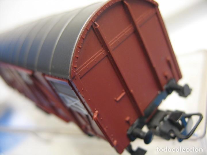 Trenes Escala: vagon makin corriente continua compatible con todos - Foto 4 - 277466598
