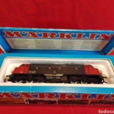 Trenes Escala: LOCOMOTORA MARKLIN. 3067 . LA CAJA PERTENECE AL MODELO 3054.. Lote 278278343