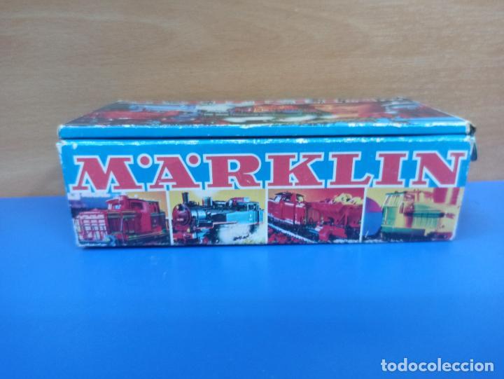 Trenes Escala: BONITA LOCOMOTORA DIESEL DHG 500 TREN MARKLIN REF 3078 EN CAJA ORIGINAL - Foto 7 - 278963378