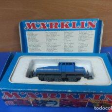 Trenes Escala: BONITA LOCOMOTORA DIESEL DHG 500 TREN MARKLIN REF 3078 EN CAJA ORIGINAL. Lote 278963378