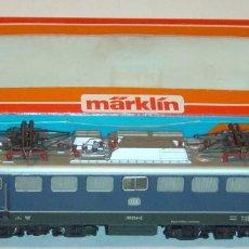 Trenes Escala: MARKLIN HO, LOCOMOTORA BR110 DB REF. 3039 CON MOTOR NUEVO 5 POLOS, DIGITALIZADA. Lote 279429048
