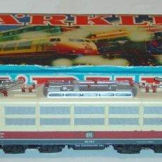 Trenes Escala: MARKLIN HO, LOCOMOTORA ELÉCTRICA REF. 3054 CON MOTOR NUEVO 5 POLOS, DIGITALIZADA. Lote 279429448