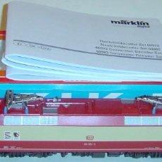 Trenes Escala: MARKLIN HO, LOCOMOTORA EXCELENTE BR120 001-3 DB REF. 3153 ¡DIGITAL MFX 5 POLOS!. Lote 279429843