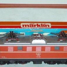 Trenes Escala: MARKLIN HO, LOCOMOTORA ELÉCTRICA REF. 3154 CON MOTOR NUEVO 5 POLOS, DIGITALIZADA. Lote 279430193