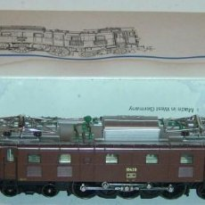 Trenes Escala: MARKLIN HO, LOCOMOTORA 10349 SBB REF. 3351, ¡MOTOR NUEVO 5 POLOS, DIGITAL MFX!. Lote 279430633
