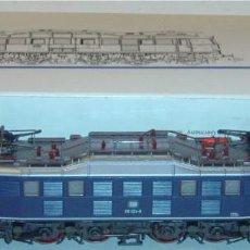 Trenes Escala: MARKLIN HO, LOCOMOTORA EXCELENTE REF. 3368 CON MOTOR NUEVO 5 POLOS, DIGITALIZADA. Lote 279431403