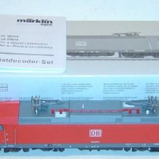 Trenes Escala: MARKLIN HO, LOCOMOTORA EXCELENTE BR 185 DB REF. 36850 ¡DIGITAL MFX CON SONIDO!. Lote 279431803
