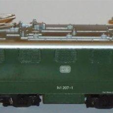 Trenes Escala: MARKLIN HO, LOCOMOTORA PRIMEX DIGITAL E141 DB REF. 3033, MOTOR NUEVO DE 5 POLOS. Lote 279433843