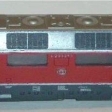 Trenes Escala: MARKLIN HO, LOCOMOTORA V200060 DB REF.3021, MOTOR NUEVO DE 5 POLOS, DIGITALIZADA. Lote 279503438
