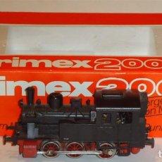 Trenes Escala: MARKLIN HO, LOCOMOTORA DE VAPOR PRIMEX REF. 3020 CON CAJA, DIGITAL OPCIONAL. Lote 283378593