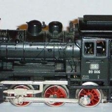 Trenes Escala: MARKLIN HO, LOCOMOTORA DE VAPOR DIGITAL REF.3000 89006 (2), ¡DECODER A ELEGIR!. Lote 283381688