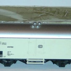 Trenes Escala: MÄRKLIN HO, VAGÓN FRIGORÍFICO INTERFRIGO DB REF. 4415, CON CAJA. Lote 283382008