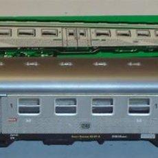 Trenes Escala: MARKLIN HO, COCHE DE CERCANIAS 1ª/2ª REF. 4043 SIN ILUMINACIÓN INTERIOR. Lote 283441528