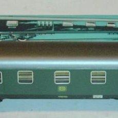 Trenes Escala: MARKLIN HO, COCHE CORREO REF. 4044, ILUMINACIÓN INTERIOR Y LUZ DE COLA CON LED. Lote 283635098