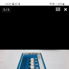 Trenes Escala: MARKLIN HO CONTROL 7072 EN SU CAJA! MAS UNIDADES IGUALES EN OTRAS SUBASTAS.. Lote 284368888