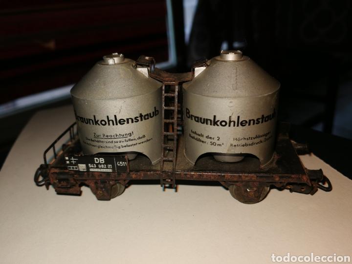 VAGON TREN MARKLIN NECESITA LIMPIEZA RESTO BIEN (Juguetes - Trenes a Escala - Marklin H0)