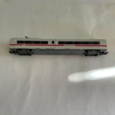 Trenes Escala: MARKLIN. HO COCHE MOTOR INTERMEDIO ICE CON MOTOR PLACA Y ENGANCHES. Lote 284627393