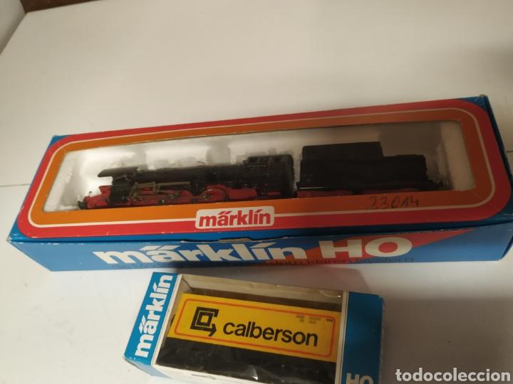 Trenes Escala: Carbonera marklin 3005 con un vagón - Foto 8 - 285765643